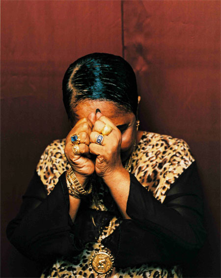Cesaria Evora live in Athens - March 2009