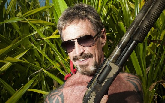 John McAfee - is he a guilty?