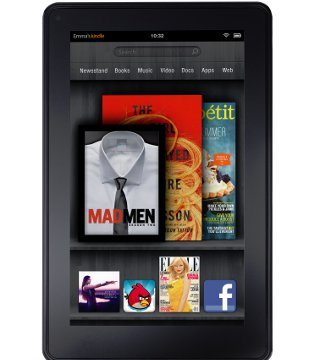 Kindle Fire: ��� �� Amazon �� tablet �� ���� ���� ��� 200$ - T���������