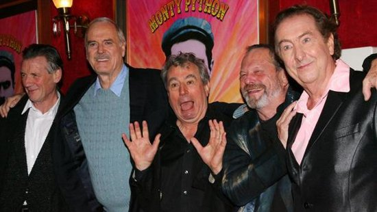 Monty Python ReUnion 2014 - 30 years later