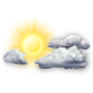 Partly Cloudy - ��� 8°C ����� 16°C