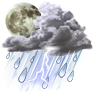Thunderstorms Early - ��� 17°C ����� 29°C