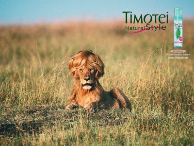Click για να την δείτε σε μεγάλο μέγεθος  ==============  Timotei Natural Style Για look κοντά στην ..φύση.. Timotei! Λέξεις Κλειδιά: Timotei Natural Style