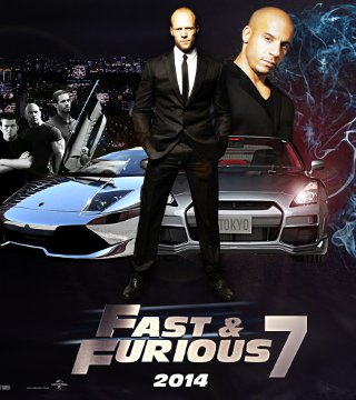 Fast & Furious 7 - �� ������� - �������